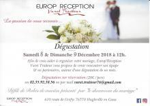 traiteur mariage Rouen dieppe le Havre