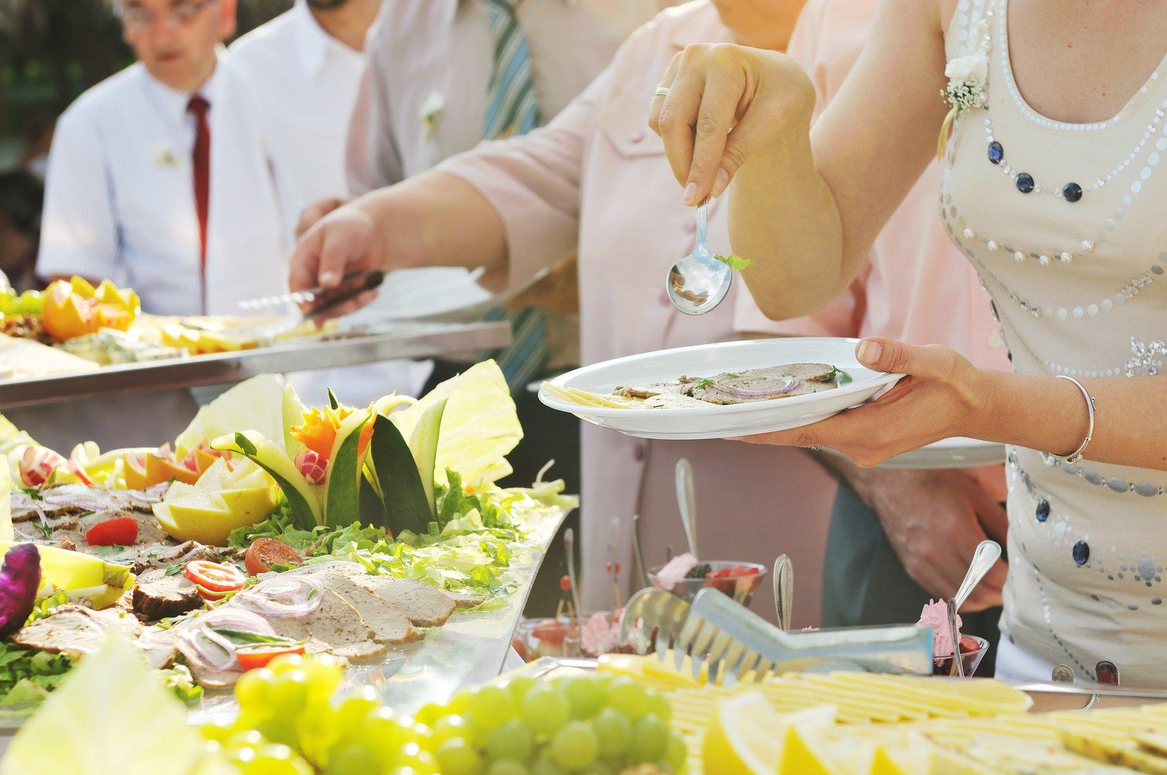 Le Buffet de Mariage