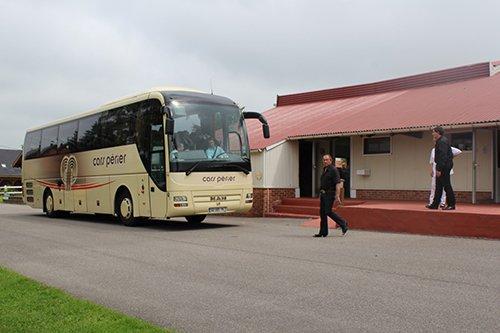 Transport et location de salle